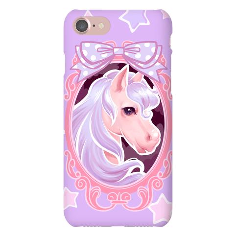 Pastel Magic Pony Phone Case