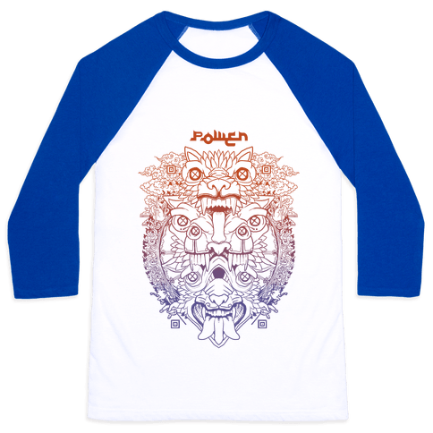 Power Baseball Tee