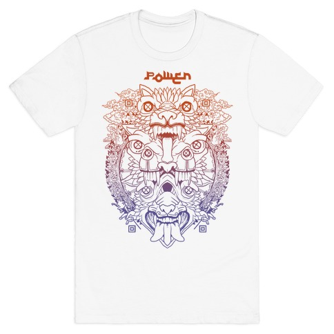 Power Mens T-Shirt