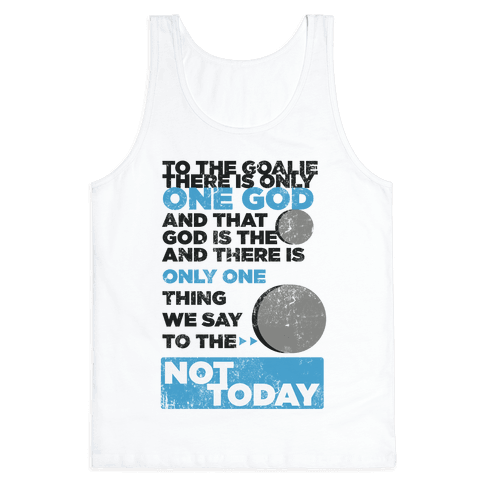 The Puck is God Tank Top