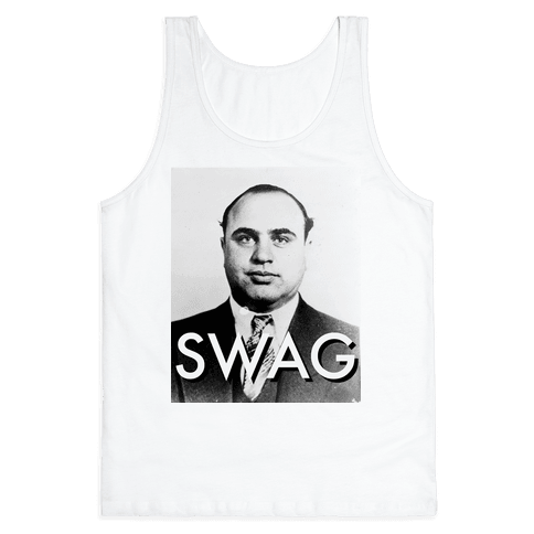 Al Capone Alternate Swag Tank Top