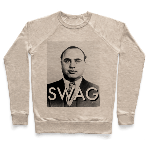 Al Capone Alternate Swag Pullover