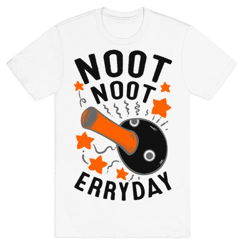 Noot Noot Erryday Mens T-Shirt