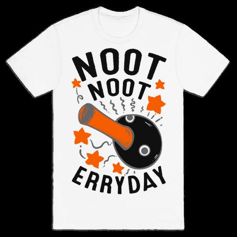 Noot Noot Erryday Mens T-Shirt