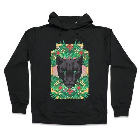los angeles 04d3f 6b5ef Lurking Panther Hoodie | LookHUMAN