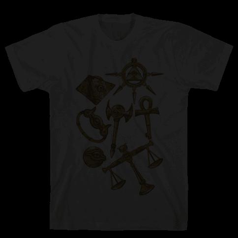 Millennium Items Mens T-Shirt