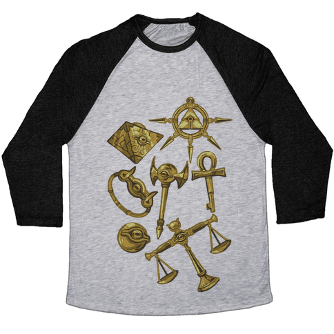 Millennium Items Baseball Tee