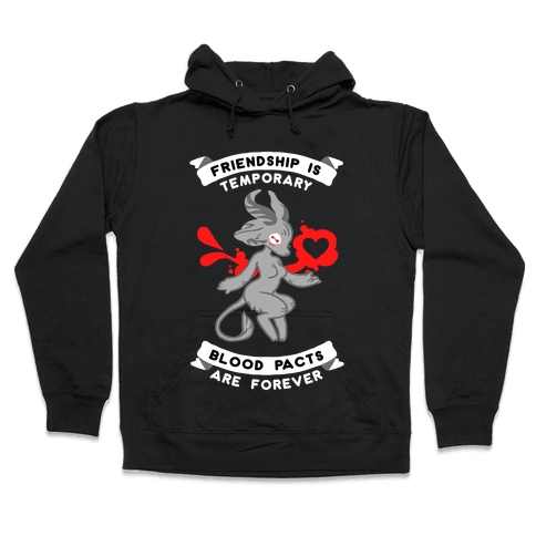 My Little Demon Hooded Sweatshirt