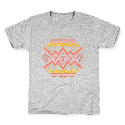 Aztec Mandala Kids T-Shirt