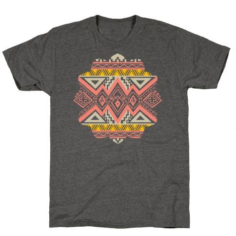 Aztec Mandala T-Shirt