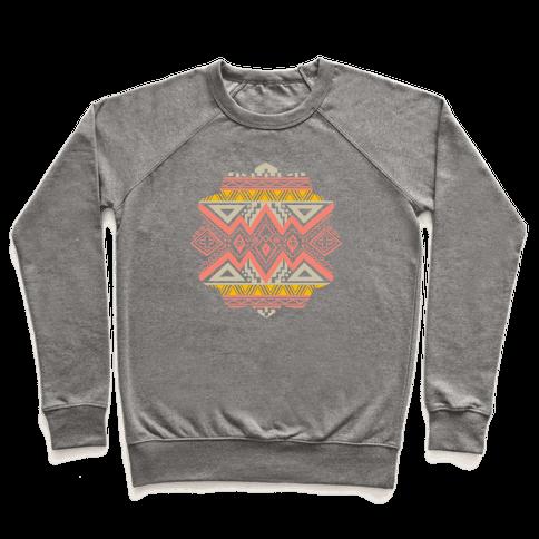 Aztec Mandala Pullover