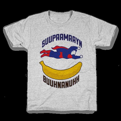 Super Banana Kids T-Shirt