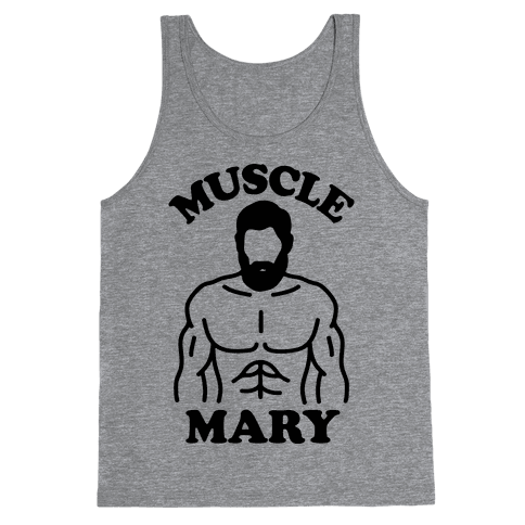 Muscle Mary Tank Top