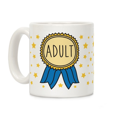 Adult Award Coffee Mug
