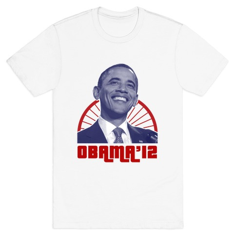 Obama for 2012 T-Shirt