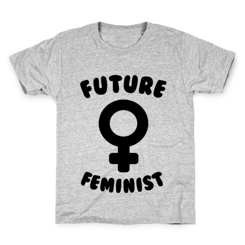 Future Feminist Kids T-Shirt