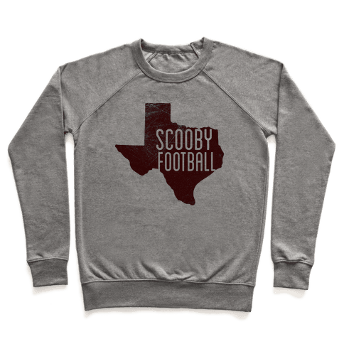 Scooby Football Pullover