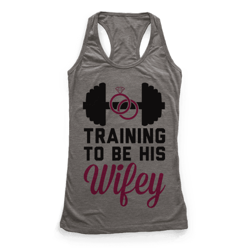 Training To Be His Wifey