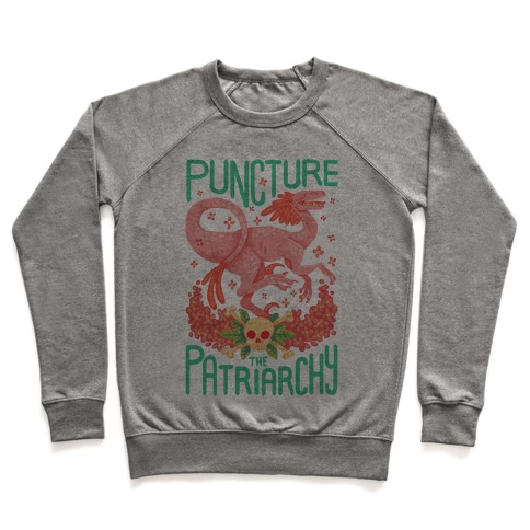 Puncture The Patriarchy Pullover