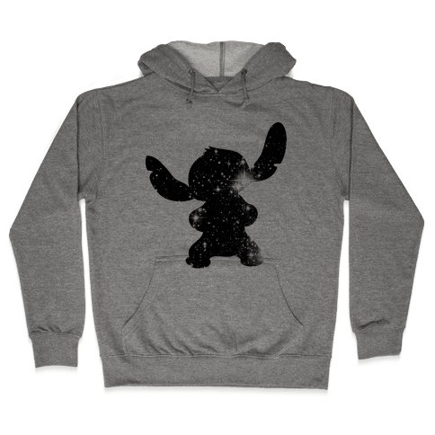 Cosmic Stitch Hooded Sweatshirt