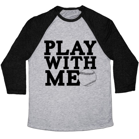 Play Together Baseball Tee