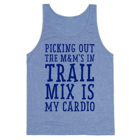 Trail Mix Cardio Tank Top