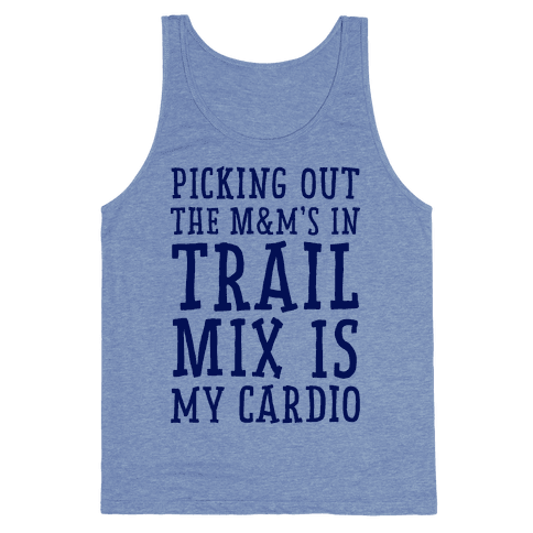 Trail Mix Cardio
