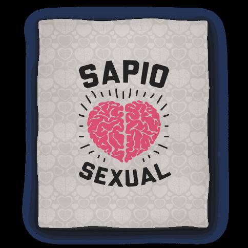 Sapiosexual Blanket