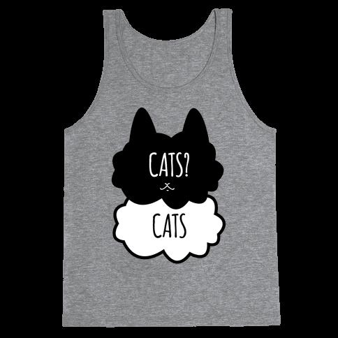Cats? Cats Tank Top