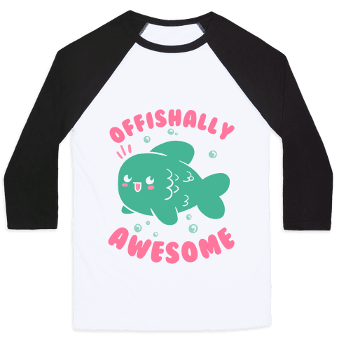 Offishally Awesome
