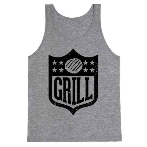 Grill League Tank Top