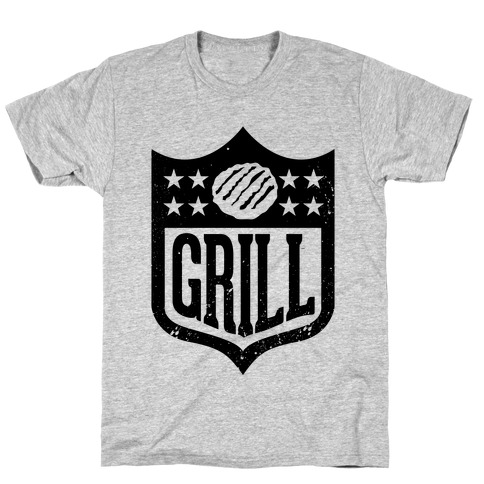 Grill League Mens T-Shirt