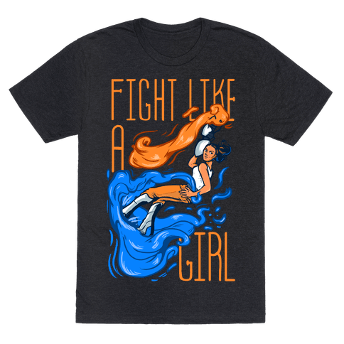 Fight Like a Girl Chell Parody