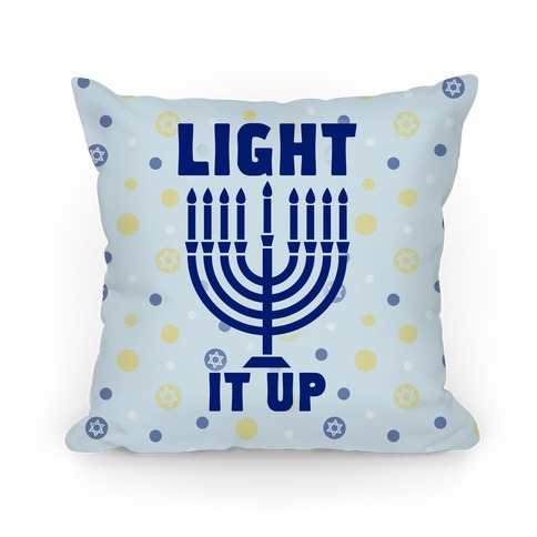 Light It Up Pillow