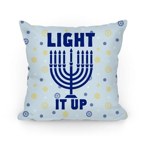 Light It Up Pillow
