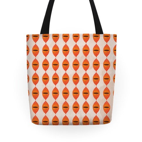 The Eye of Sauron Pattern Tote