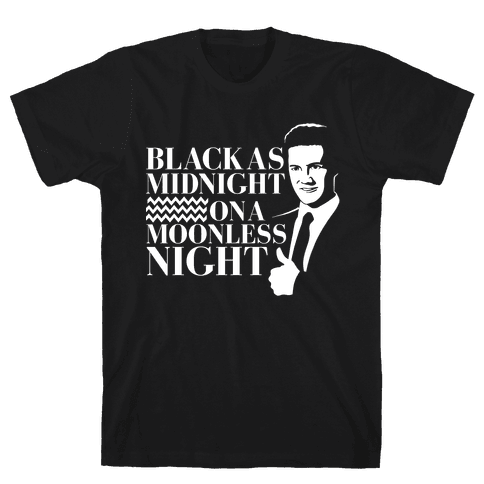 How Cooper Takes His Coffee (Original) Mens T-Shirt