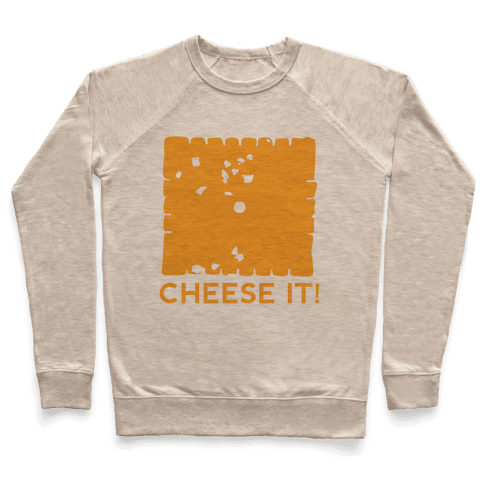Cheese It (tank) Pullover