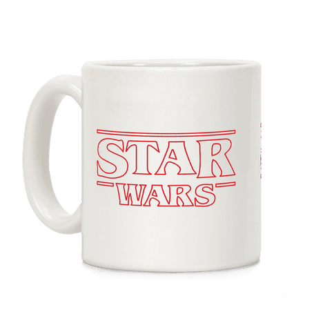Star Wars Things Coffee Mug