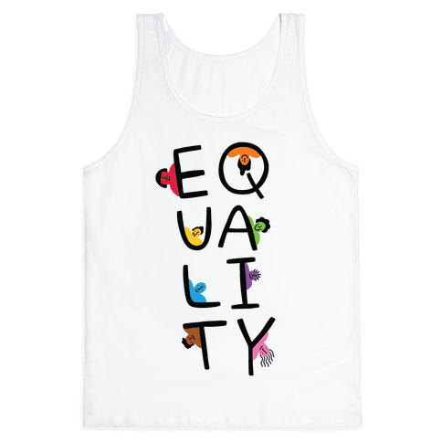 Equality People Tank Top