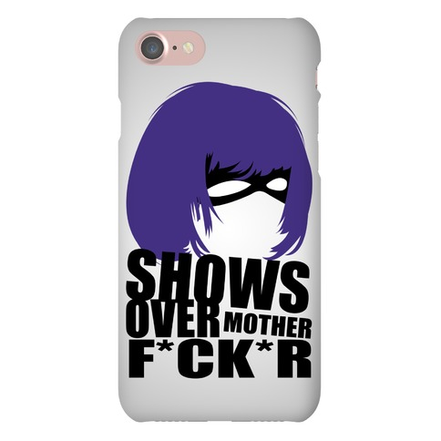 Shows Over Phone Case
