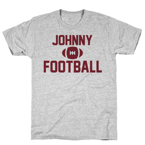 Johnny Football Mens T-Shirt