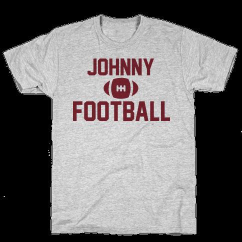 Johnny Football Mens T-Shirt