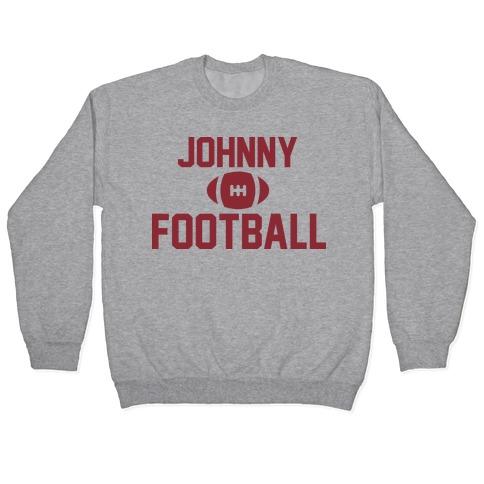 Johnny Football Pullover
