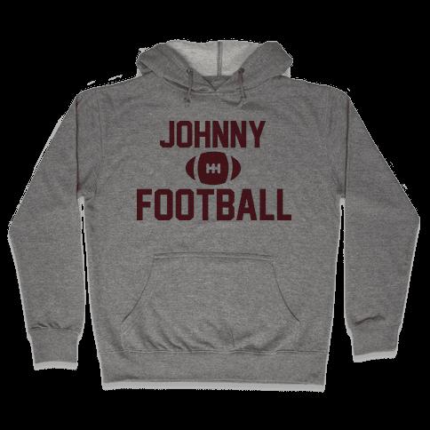 Johnny Football Hooded Sweatshirt
