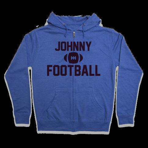 Johnny Football Zip Hoodie