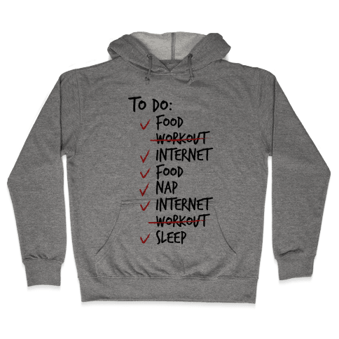 Life's Little Plans Hooded Sweatshirt