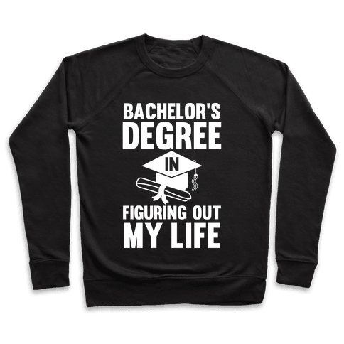 Bachelor's Degree in Life Pullover