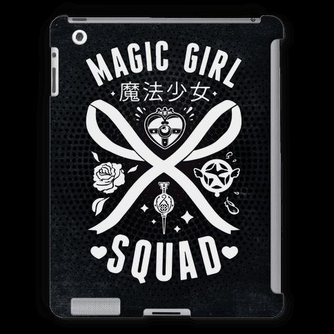 Magic Girl Squad Tablet Case