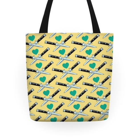 Switchblade Tote Tote